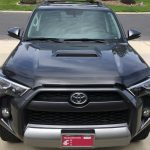 OEM Hood, Rock Chip and Bug Protector Install - Install Complete - 5th Gen 4Runner