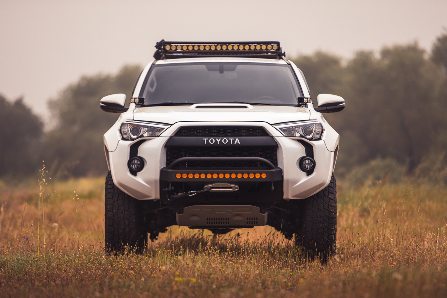 ADV Fiberglass Fenders for the 5th Gen 4Runner