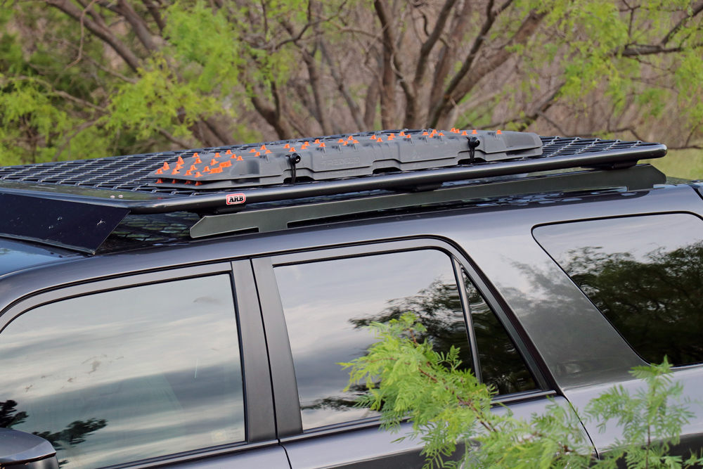 ARB TRED PRO Recovery Board For the 5th Gen 4Runner: Durability
