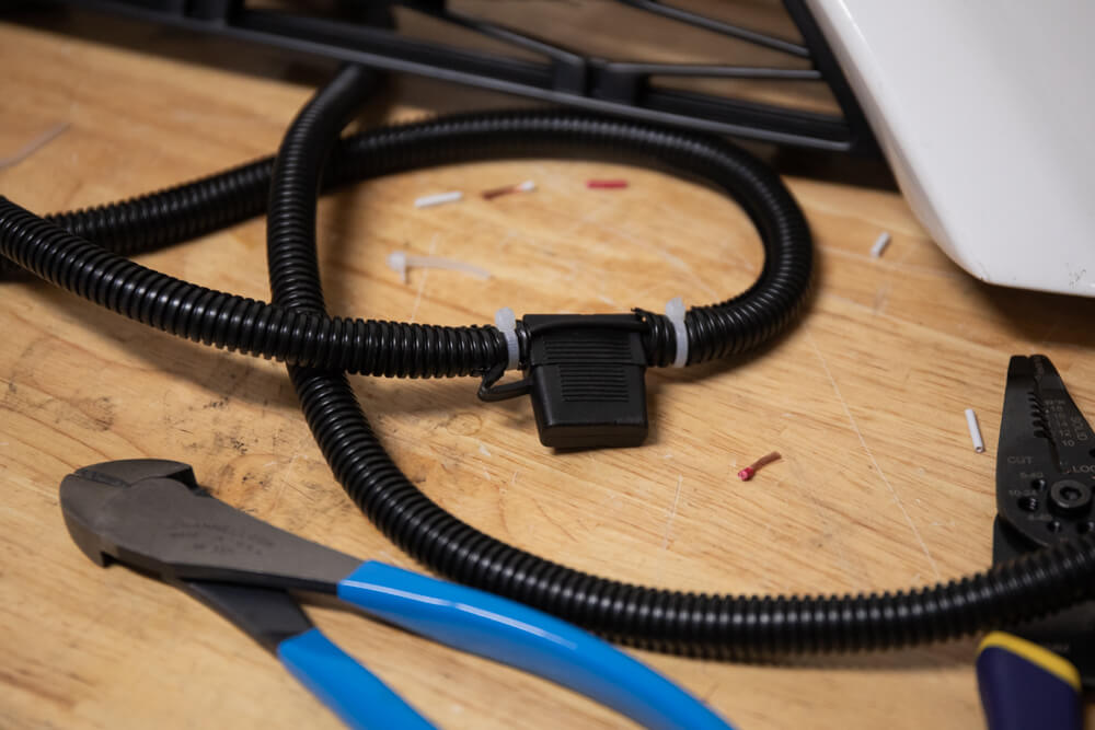 Loom Wiring Harness
