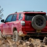 Off-Road Tested & Approved Tire Carrier