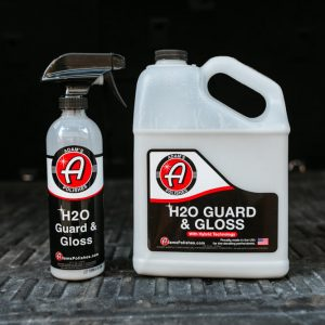 Adam's Polishes H2O Guard & Gloss