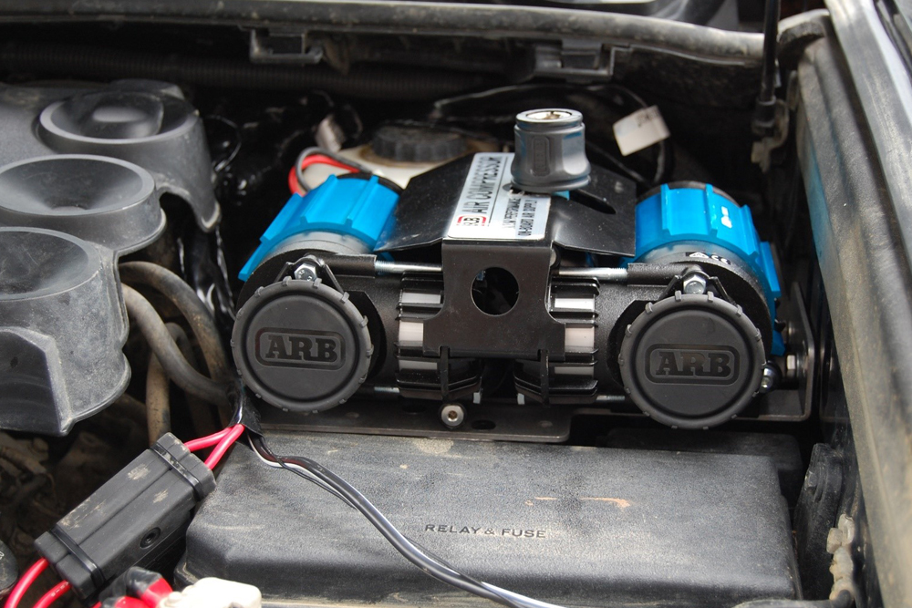 Rago Air Compressor Mount Gauge - Install & Review for the 5th Gen 4Runner