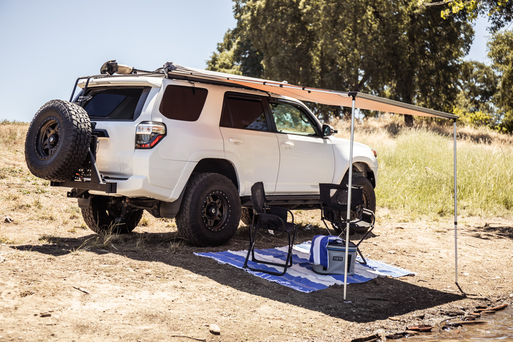 ARB 2000 Awning Install & Overview on 5th Gen 4Runner