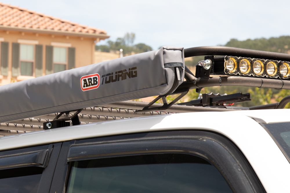 ARB Awning on 5th Gen Toyota 4Runner