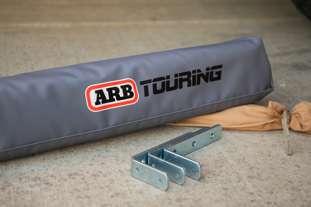 ARB 2000 Awning Install & Overview on 5th Gen 4Runner ...