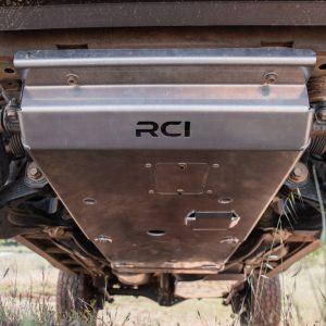 RCI Skid Plate Install 5th Gen 4Runner