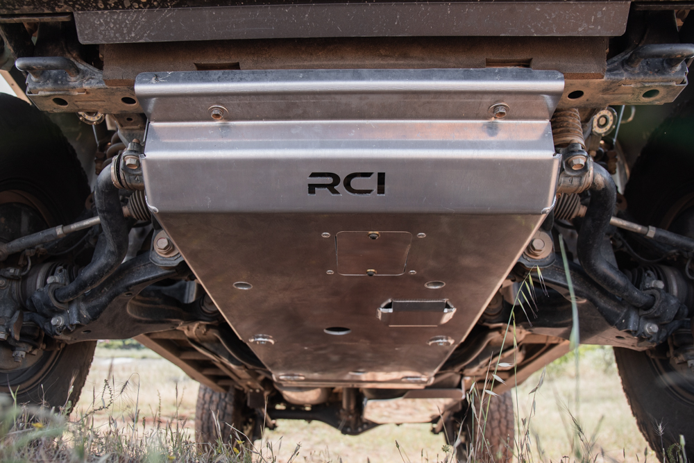 4Runner Trd Off Road >> RCI Off-Road Front Skid Plate Installation on 5th Gen ...