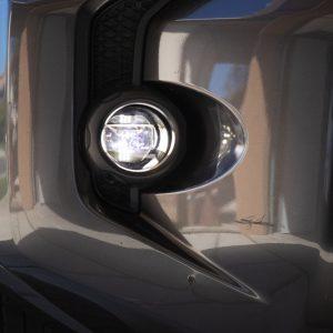 Final test & adjust Fog Lights to desired height
