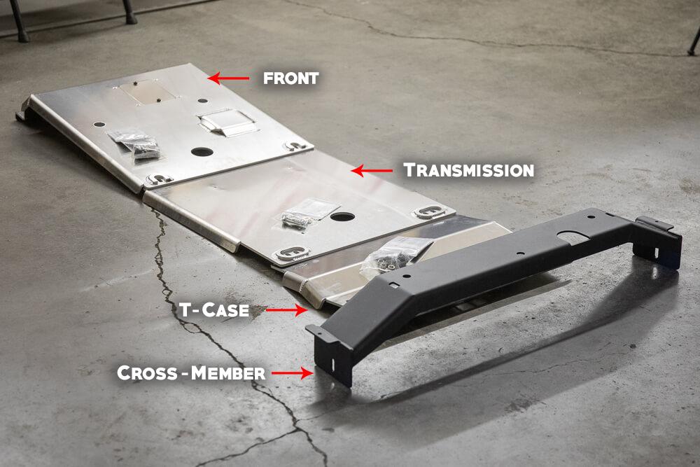 RCI Off-Road Full Skid Plate