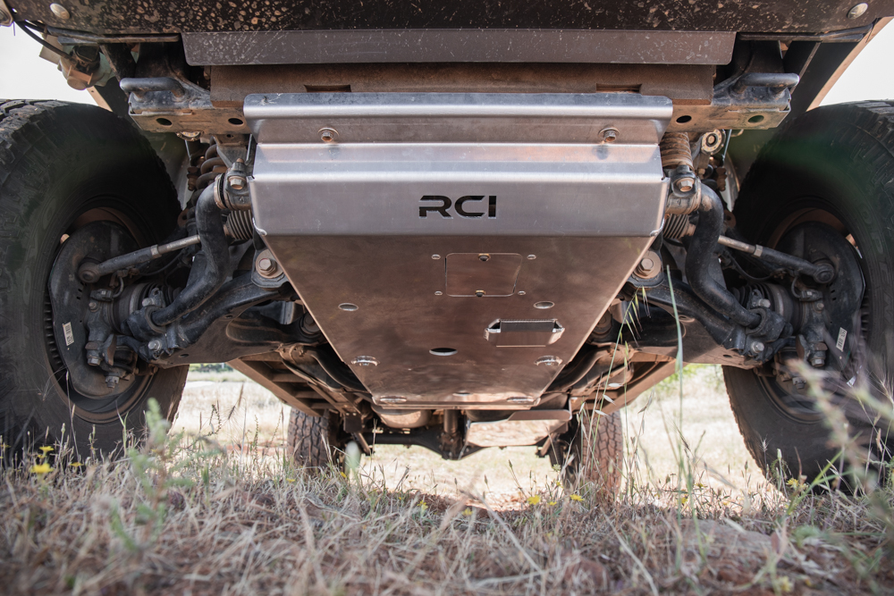 RCI Skid Plate Install 5th Gen 4Runner