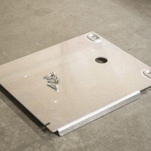 RCI Transmission Skid Plate Install