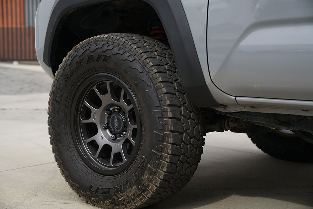 Relations Race Wheels (RRW) - The Actual Wheels