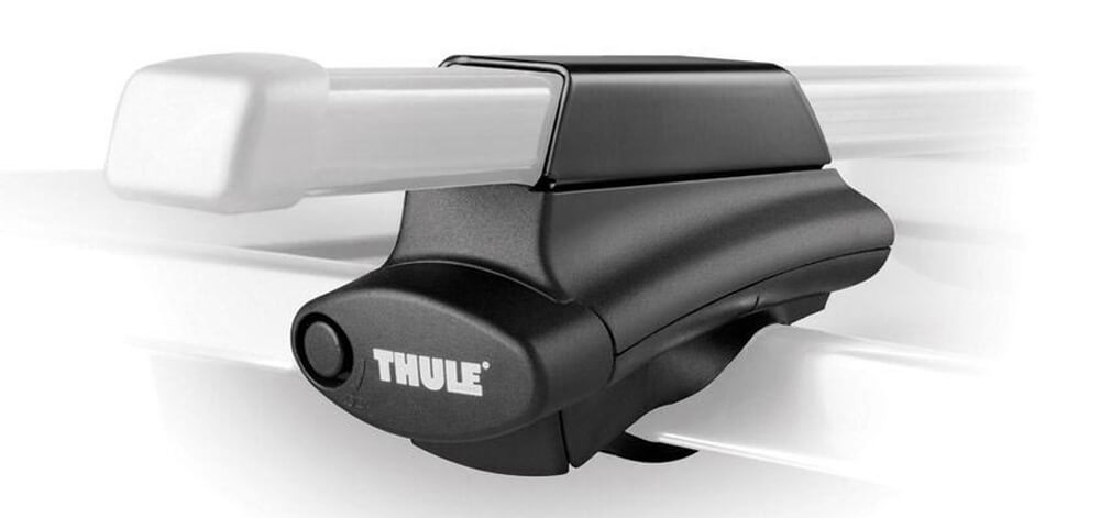 Thule Racks and Accessories Install-Thule 450 Crossroads Foot w/Square Load Bar