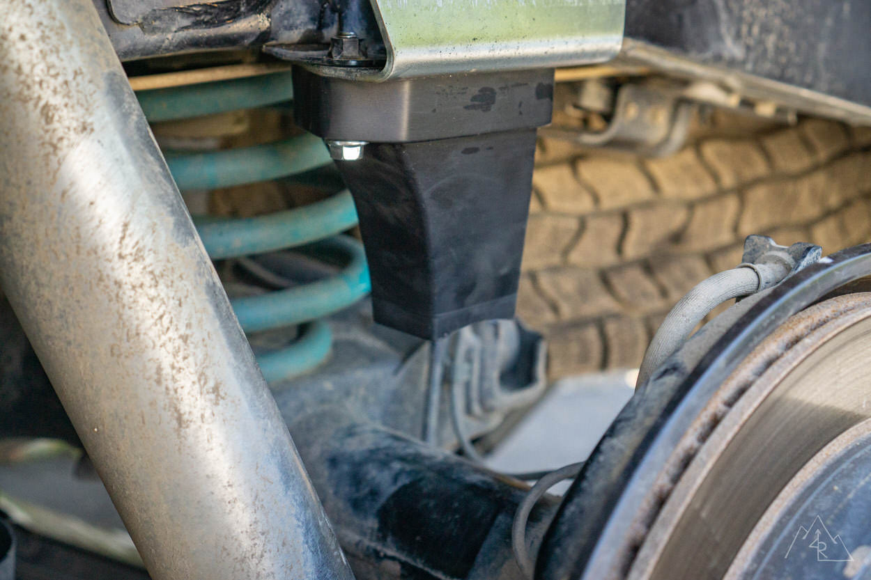 Bump Stops For the 5th Gen 4Runner: The Complete Guide