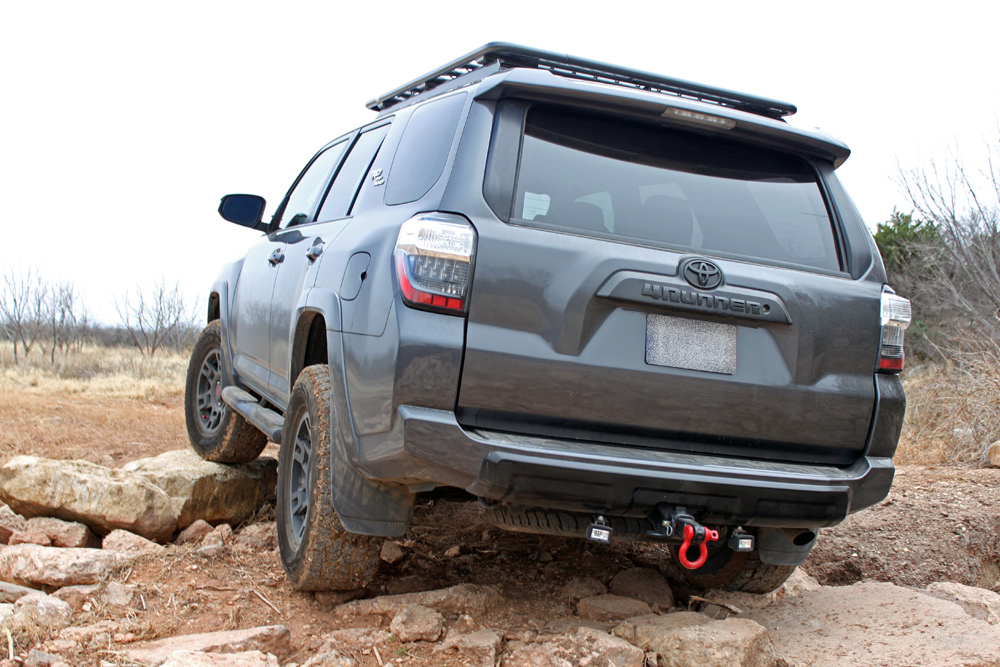 ARB Digital Tire Deflator For Lower Air Pressure For Off-Roading & Trailing in the 5th Gen 4Runner: Tire Pressure 101