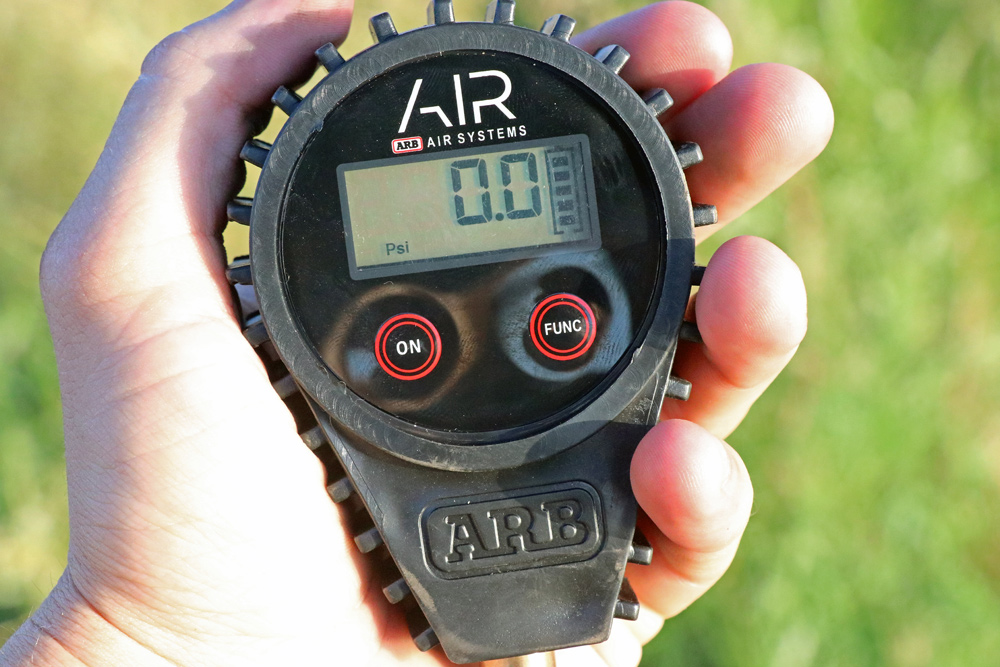 ARB Digital Tire Deflator For Lower Air Pressure For Off-Roading & Trailing in the 5th Gen 4Runner: Final Thoughts