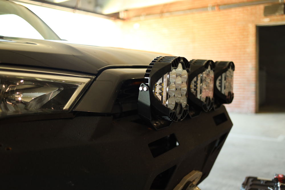 Baja Design LP9 Pro Driving/Combo Review: LED Lighting For Low & High Beam Max Trail Coverage For the 5th Gen 4Runner: Installation Overview