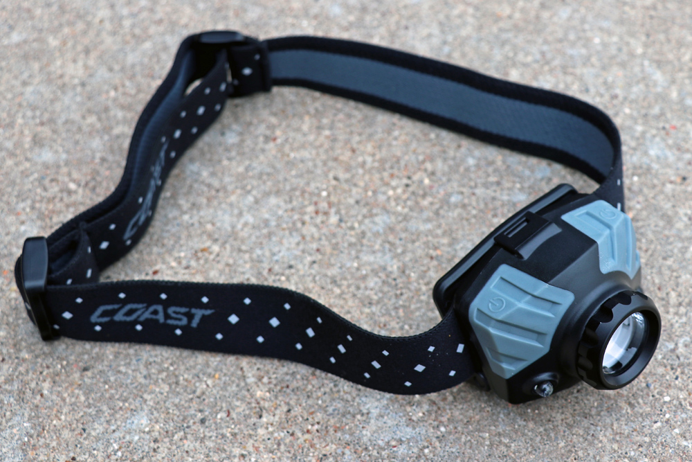 Coast FL78R Headlamps Review For the 5th Gen 4Runner: Features Include Adjustable Strap