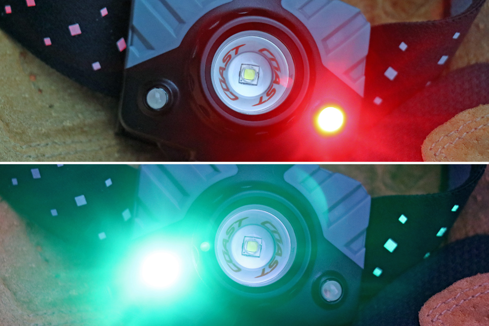 Coast FL78R Headlamps Review For the 5th Gen 4Runner: Red & Green Lights Included