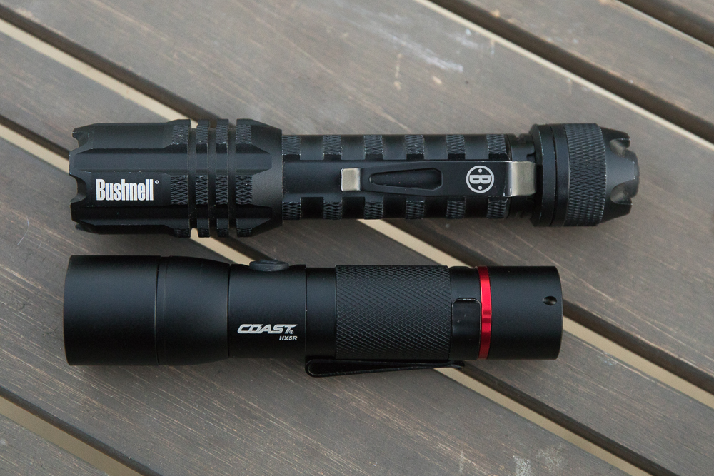 HX5R Review - Coast Portland Rechargeable Flashlight