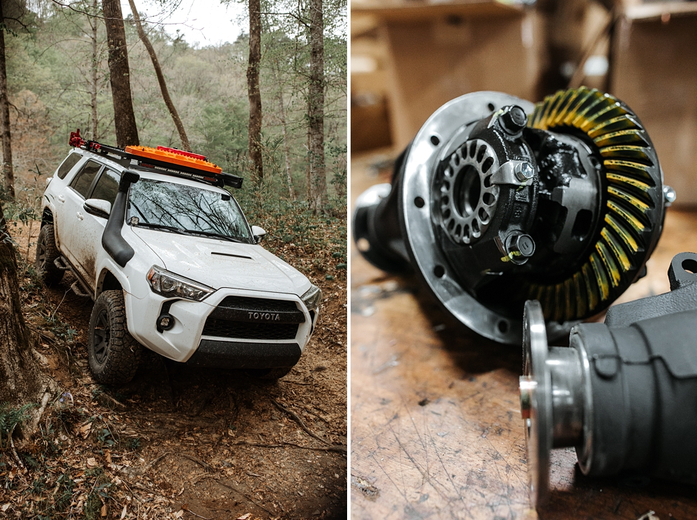 3000 Mile Review: 4.56 Gears by East Coast Gear Supply for the 5th Gen 4Runner: The Solution