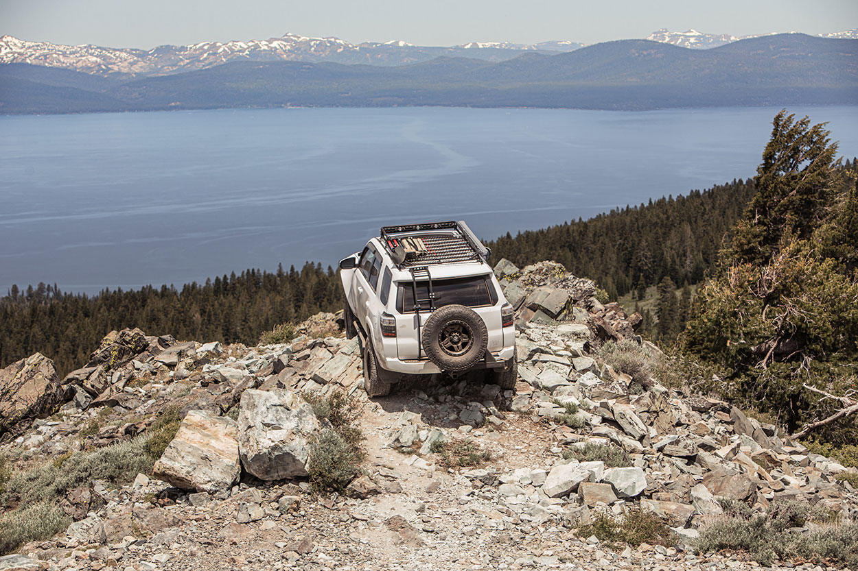 Genoa Peak 4x4 Trail Review - East Lake Tahoe