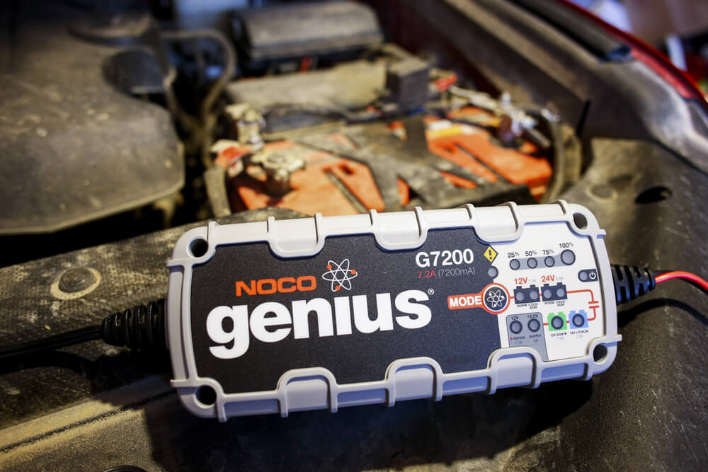 NOCO G7200 Battery Charger: An In-depth Review & DIY Installation For the 5th Gen 4Runner