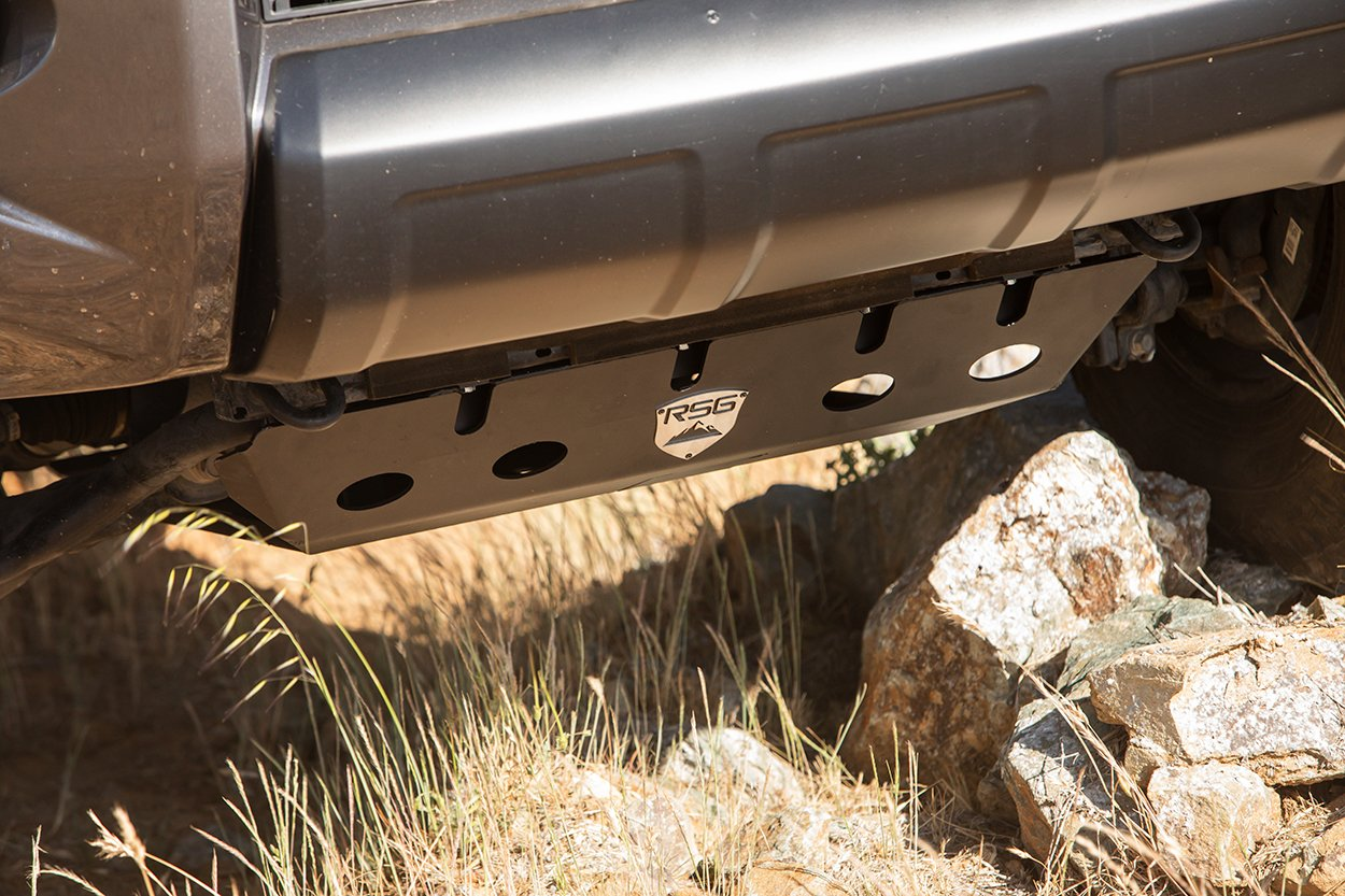 RSG Offroad Front + Transmission Skid Plate 5th Gen 4Runner