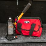 Safe Jack Recovery Kit + 6 Ton Bottle Jack