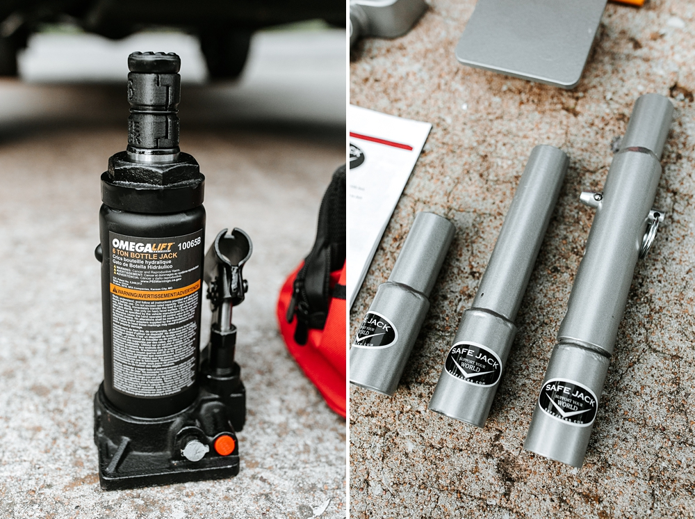 Safe Jack Recovery Kit + 6 Ton Bottle Jack Off Road Accessory: In-depth Review & Install For the 5th Gen 4Runner
