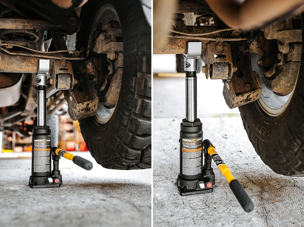Safe Jack Recovery Kit + 6 Ton Bottle Jack Off Road Accessory: In-depth Review & Install For the 5th Gen 4Runner - Lifting from the Rear Axle