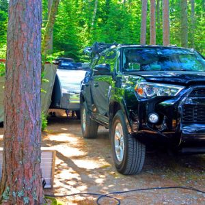TCTeardrops Off-Road Trailers for the 5th Gen 4Runner: An Overview on Accessories for Camping in Comfort