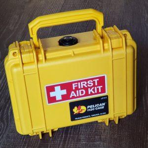DIY Emergency Off-Road Vehicle First Aid Kit