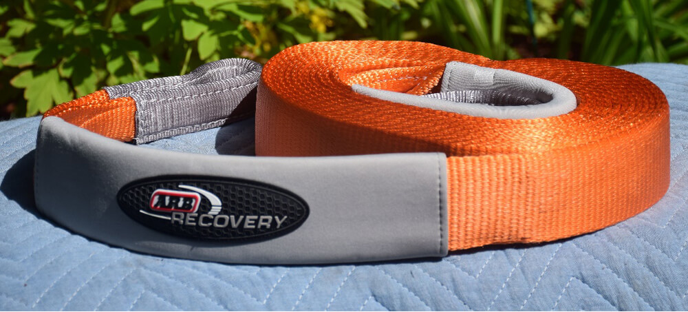 ARB RK9 Recovery Kit Review — All You Need in One Package For Your 4Runner: Snatch Recovery Strap