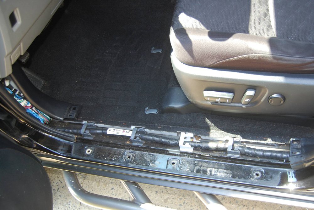Autoease Power Liftgate Product Review & Install: Autoease's Electric Powered Liftgate for 5th Gen 4Runner.STEP 1: REMOVE/LOOSEN THE INTERIOR PANELS