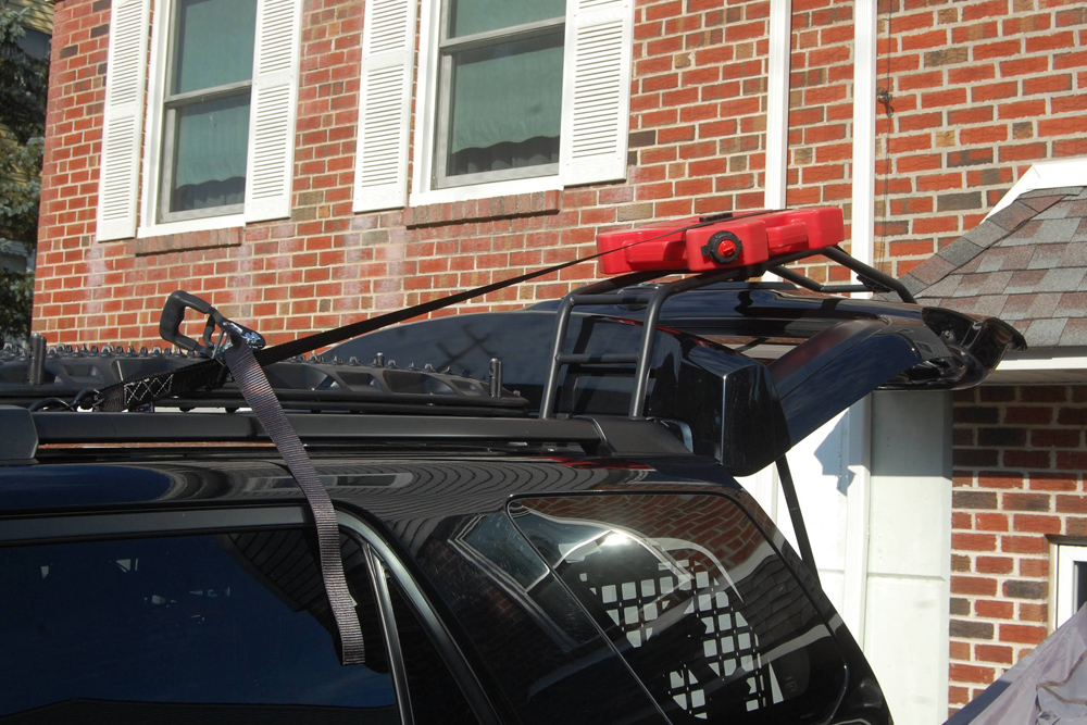 Autoease Power Liftgate Product Review & Install: Autoease's Electric Powered Liftgate for 5th Gen 4Runner.STEP 2: PROP LIFTGATE & REPLACE STRUTS W/ NEW POWER STRUTS