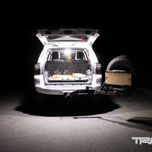 Car Trim Home 4Runner Dome Light - White