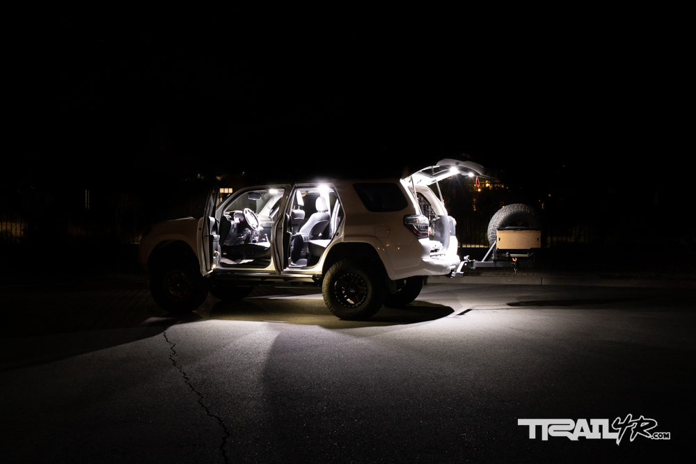 Car Trim Home Interior LED Lights for the 4Runner