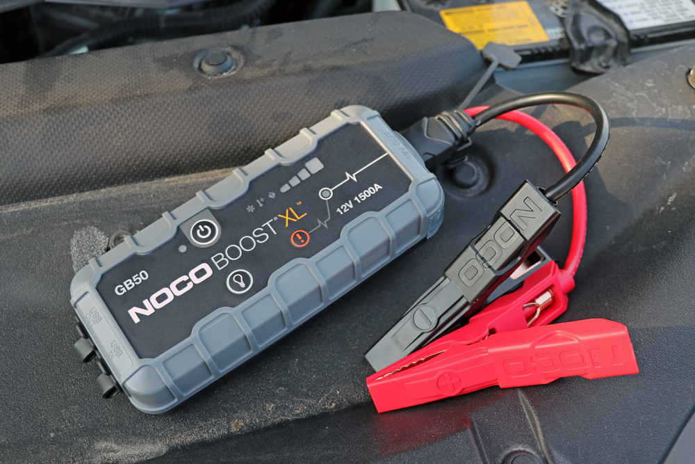 NOCO GB50 Portable Jump Starter: Review + Install For the 5th Gen 4Runner: Portable Jump Starters & the Truth Behind Them