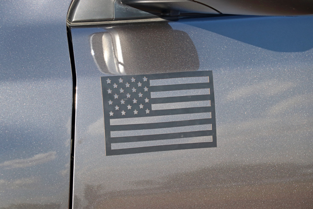 Tactilian US Car Magnets: Easiest Way to Add Style To Your 4Runner: An Alternative to Stickers