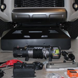 """Victory 4X4 Blitz Bumper / Ironman 4X4 Monster Winch / Extreme LED 20"""" Bar Step By Step Install For 5th Gen 4Runner"""