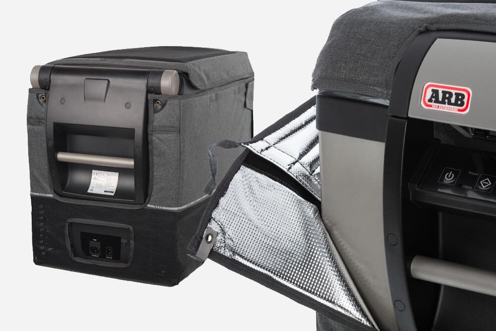 ARB Fridge Freezer in Transit Bag