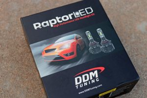 DDM Tuning Raptor 35W 3000K Yellow High Beams: Off Road Trail Tested Review For 5th Gen 4Runner