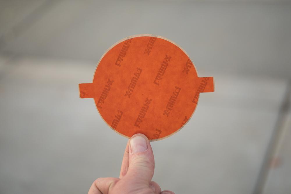 Lamin-X Filters (Amber) - Peel Back