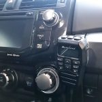 Midland MXT275 GMRS Radio Install on 4Runner