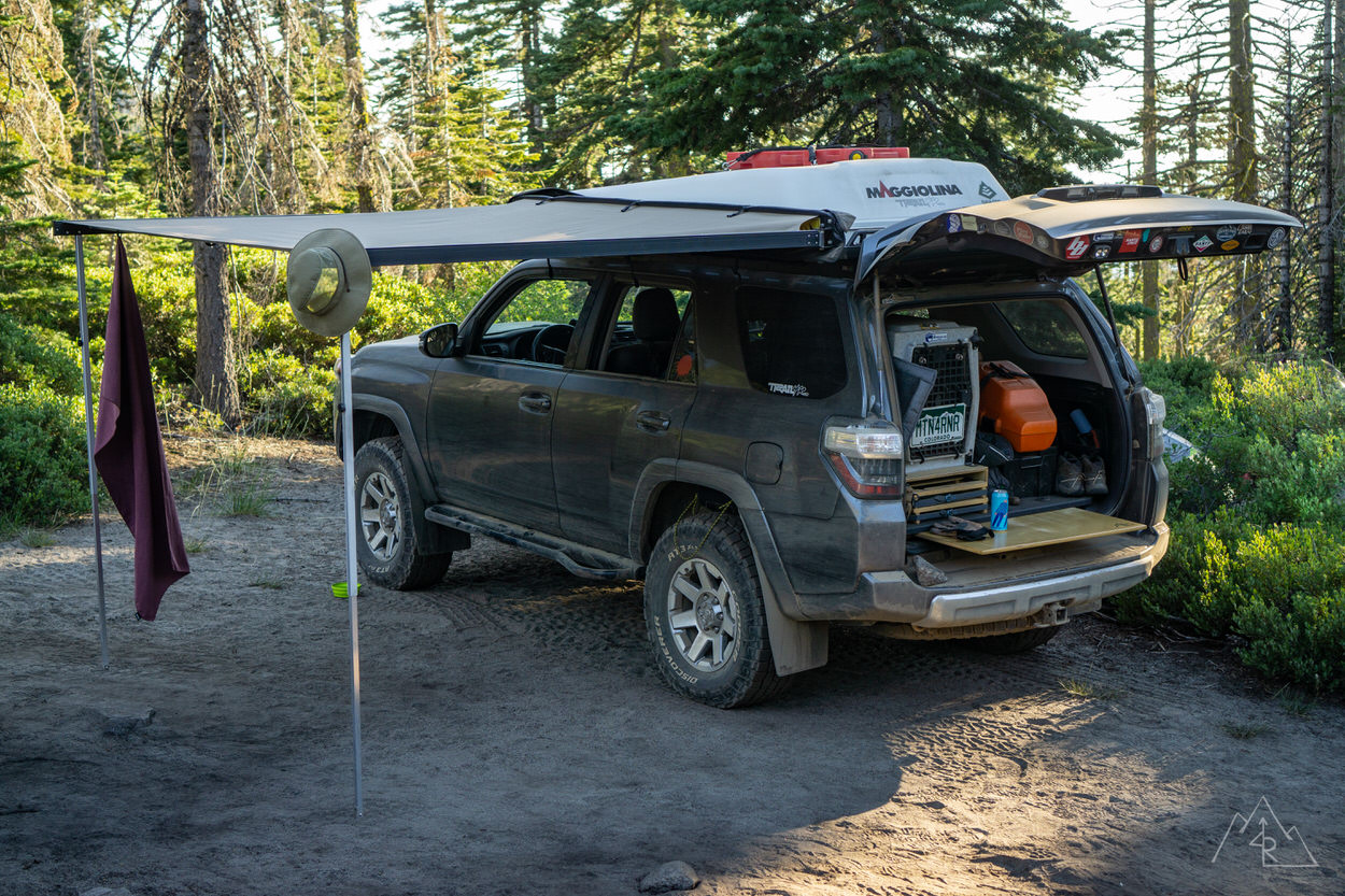 EQUIPT Eezi-Awn Swift Vehicle-Mounted Awning: An In-Depth, Trail-Tested Review For the 5th Gen 4Runner