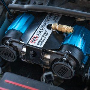 ARB Compressor Install - 5th Gen 4Runner