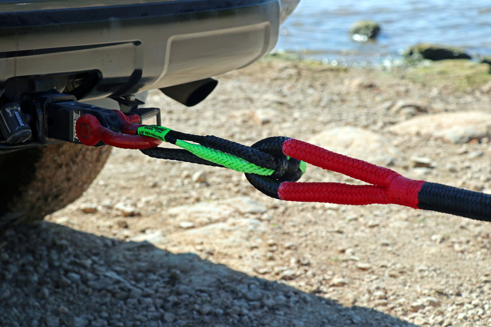 Bubba Rope PowerStretch Recovery Rope and Gator Jaw Soft Shackles Review For the Off-Roader & Overlander: Recovery vs Tow