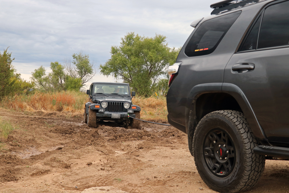 Bubba Rope PowerStretch Recovery Rope and Gator Jaw Soft Shackles Review For the Off-Roader & Overlander: Trail-Tested (& Approved) Recovery Gear
